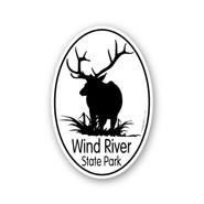 Wholesale Elk Sticker