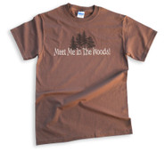 Meet me in the Woods T-shirt