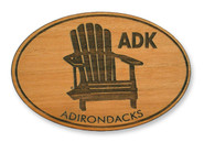 Wholesale ADK Chair Wooden Magnet