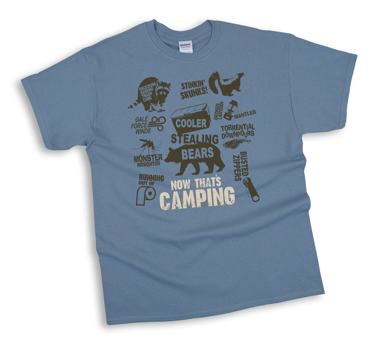 That S Camping T Shirt Mountain Graphics Free Shipping