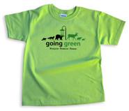 Going Green Recycle Kids' T-shirt