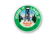 Wholesale Fire Tower Sticker
