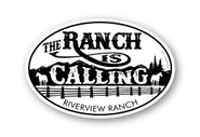Wholesale Ranch is Calling Fence Sticker