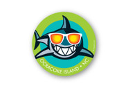 Wholesale Cool Shark Sticker