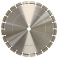 Cured Concrete Blades for Large Diameter Saws<