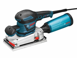 Bosch OS50VC - Half-Sheet Orbital Finishing Sander with Vibration Control and SheetLoc™ Supreme