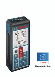 Bosch GLM100C - Laser Measure with Bluetooth Wireless Technology