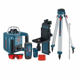 Bosch GRL300HVCK - Rotary Laser Complete Kit