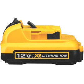 DeWALT -  12V MAX Lithium Ion Battery 2.0Ah - DCB127