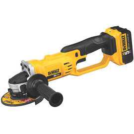 DeWALT DCG412P2 - 20V MAX Li-Ion cut Off Tool (5.0Ah) w/ 2 Batteries and Bag