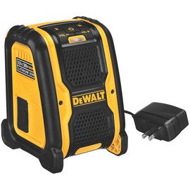 DeWALT DCR006 - 20V/12V MAX Job Bluetooth Speaker