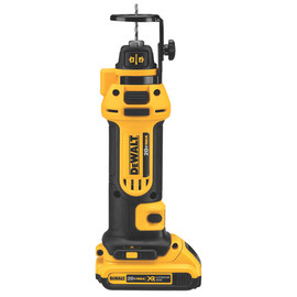 DeWALT DCS551D2 - 20V MAX Li-Ion Drywall Cut Out Tool (2.0Ah)