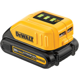 DeWALT DCB090 - 12V/20V MAX USB Power Source