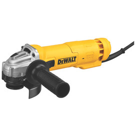 "DeWALT DWE4214 - Grinder 4-1/2"" 11,000rpm 11Amp AC/DC (Slide Switch)"