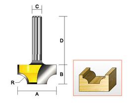 "Kempston -   Beading Bit, 3/8"" x 5/16"" - 209011"