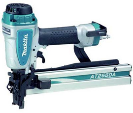 "Makita AT2550A - 1"" Crown Stapler"
