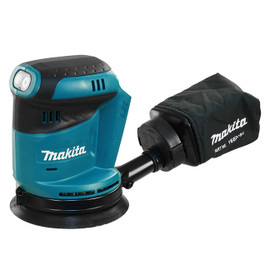 "Makita DBO180Z - Cordless 5"" Random Orbit Sander"
