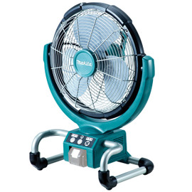 Makita DCF300Z - Cordless or Electric Jobsite Fan