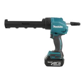 Makita DCG180RFE - 300 ml Cordless Caulking Gun
