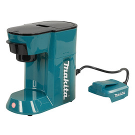Makita DCM500Z - Cordless or Electric Coffee Maker