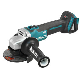 "Makita DGA504Z - 5"" Cordless Angle Grinder with Brushless Motor"
