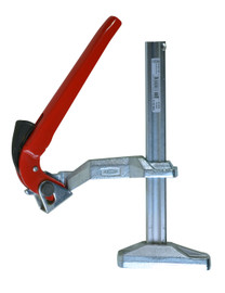 Bessey 2400HD-10 - Clamp, metalworking, hold down, table mount, 9.5 In. x 5.5 In., 2220 lb