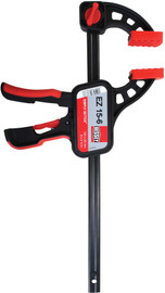 Bessey EZ15-6 - Clamp, one hand, EZS Series, 6 In. x 2-3/8 In