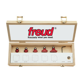 Freud -  FIVE PC ROUND OVER/BEADING SET - 89-102