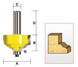 """Kempston 359481 - Specialty Molding Bit, 1-3/4"""" x 1"""""""
