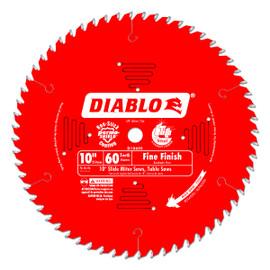 Freud D1060S - DIABLO 10X60 FIN/SLIDE