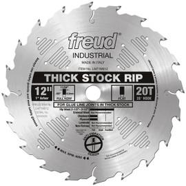 Freud LM71M012 - 12X20X1 FLAT TOP