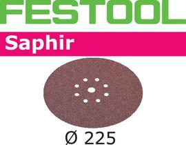 Festool Grit Abrasives STF D225/8 P24 SA/25 Saphir