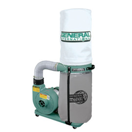 ****Discontinued**** General 1 HP dust collector