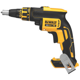 DeWALT -  20v MAX* XR Li-Ion Brushless Drywall Screwgun (Bare) - DCF620B