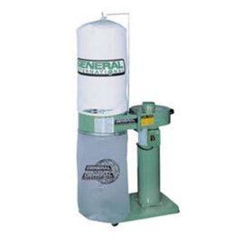 ****Discontinued**** General Dust Collector 1HP