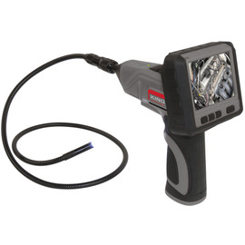 KING KC-9200 - Wireless inspection camera with recordable LCD monitor