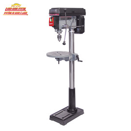 "KING KC-118FC - 17"" Floor model drill press - 1 HP motor - 16 speed"