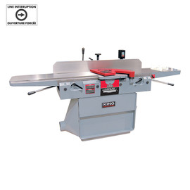 "KING KC-120FX-5 - 12"" Parallelogram jointer - 550V"