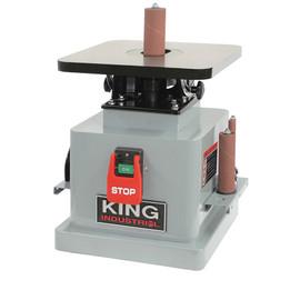 KING KC-OVS-TL - Oscillating spindle sander