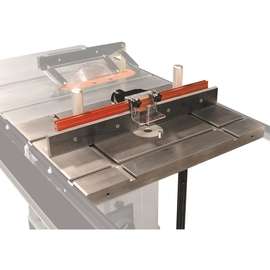 KING KRT-100 - Industrial router table and fence attachment