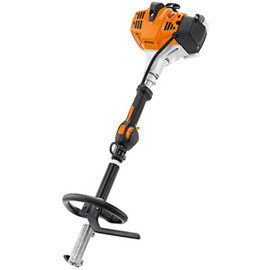 Stihl KM94R - New professional KombiSystem with ECOSPEED