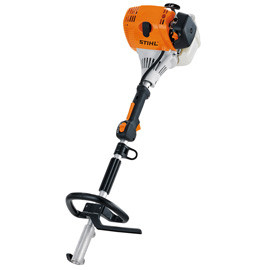 Stihl KM110R - Robust KombiEngine with 4-MIX® engine for professional use