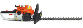 Stihl HS45 - Light introductory hedge trimmer for garden trimming