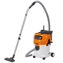 Stihl SE122 - Powerful and low-noise wet/dry vacuum cleaner