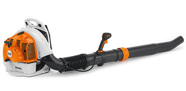 Stihl BR450C-EF - Extremely efficient professional blower with Electrostart