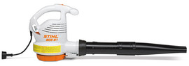Stihl BGE61 - Lightweight electric blower for homeowner use
