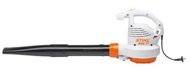 Stihl BGE71 - Electric handheld blower with dual speed motor for homeowner use