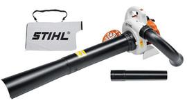 Stihl SH56C-E - Powerful vacuum shredder with Easy2Start™