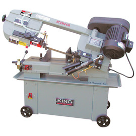 "KING KC-712BC - 7"" x 12"" Metal cutting bandsaw"