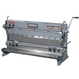 "KING KC-1220 - Shear, brake and roll - 12"" x 20 gauge"